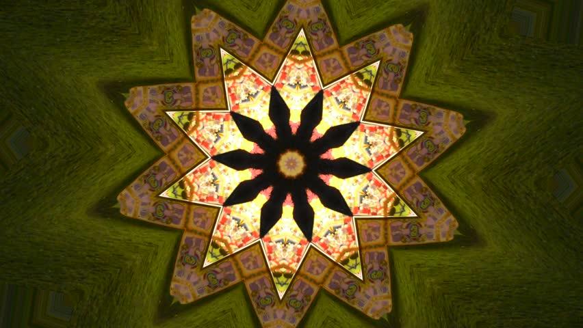 Kaleidoscope | Shutterstock HD Video #12993899