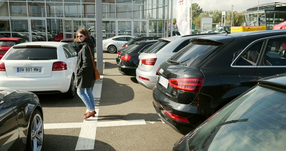cars area strasbourg