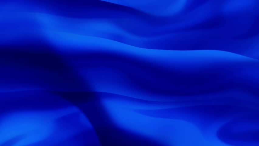 Fluid Liquid Water Colorful Motion Swirls Curves Creating A Random Fractal Abstract Blue Wallpaper