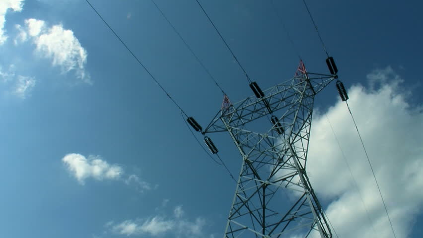 "Electricity Pylon ( COLLECTION 7 - Version from 1 to 6 ) + "" Thing Different "" + "" You can find every week new Footage "" + "" Have a look at the other Footage series """