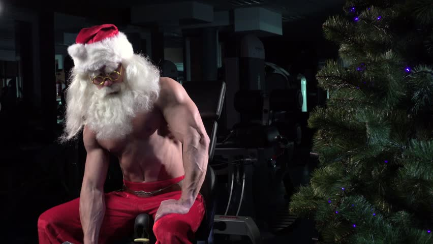 Resultat d'imatges de christmas at gym