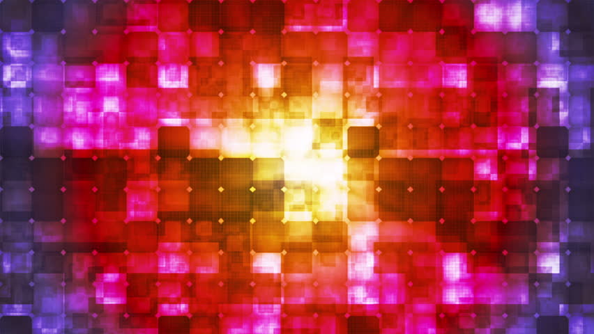 "This Background is called ""Twinkling Hi-Tech Cubic Diamond Light Patterns 12"", which is 1080p (Full HD) Background. It's Frame Rate is 29.97 FPS, it is 8 Seconds long, and is Seamlessly Loopable. 