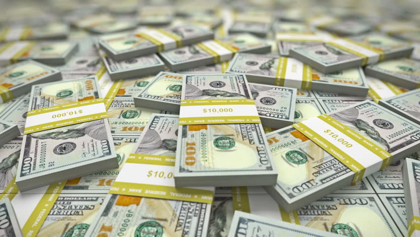 Panning Along 100 Usd Bill Stock Footage Video (100% Royalty-free) 13695305  | Shutterstock