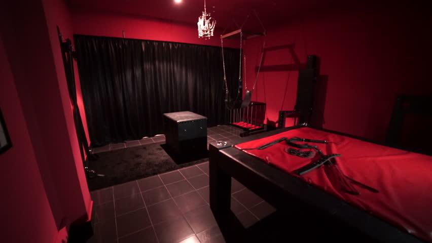 Sadomasochism room