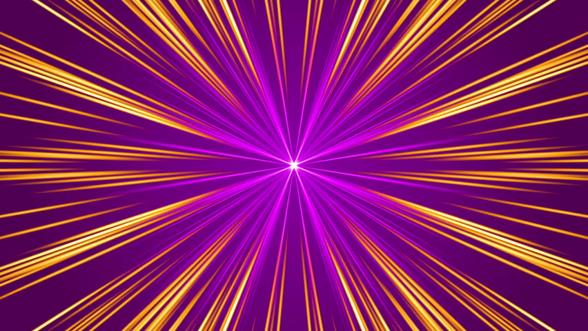 Stock video of purple abstract background, motion gold rays, | 14082215 | Shutterstock