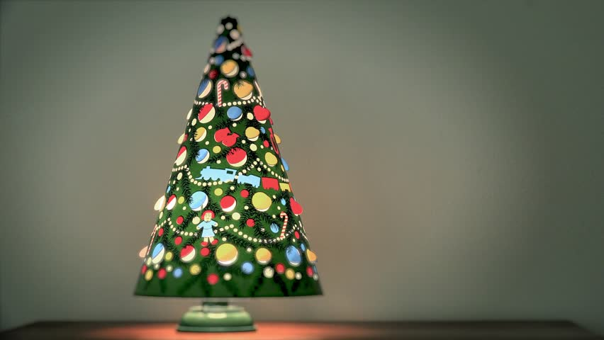 an antique christmas tree lamp stock footage video 100 royalty free 14300005 shutterstock