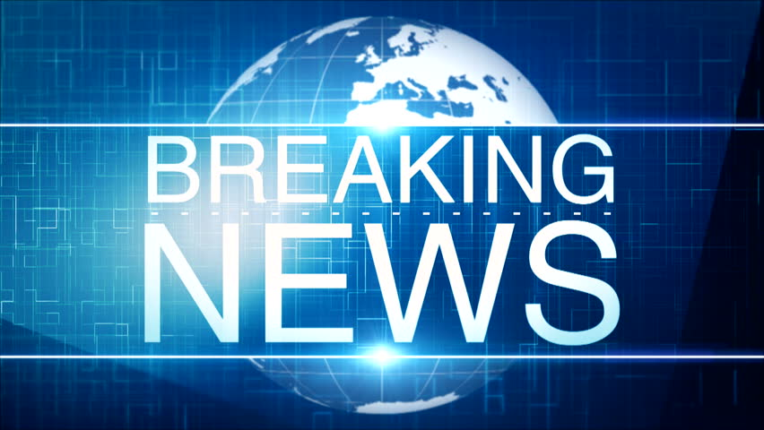 Breaking News Background Stock Footage Video | Shutterstock