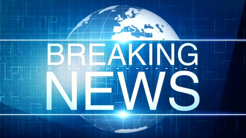 Broadcast transmitter Graphics Breaking News growth maps animation News weather world News presentation three different themes Animation of Broadcast news earth globe opening led Intro title animation