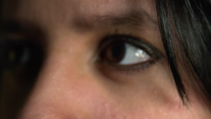 Woman's eyes | Shutterstock HD Video #14419045