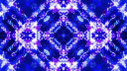 Kaleidoscope LED Light Background