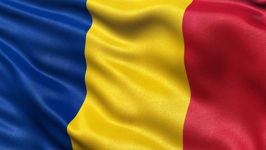 Flag of Romania - Pictures, Animation | 3D Flags - Animated waving ...