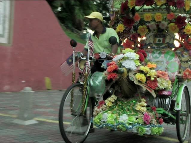 Header of trishaw