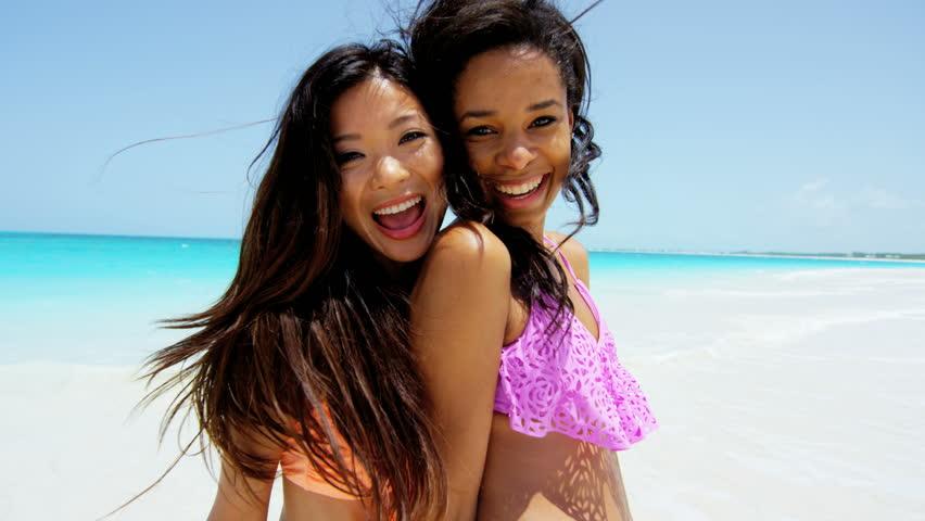 Asian African American Teen 103