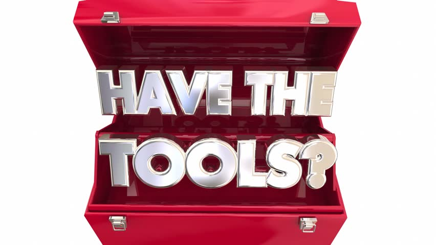 Have the Tools 3d Words Questions Toolbox Animation | Shutterstock HD Video #14723455