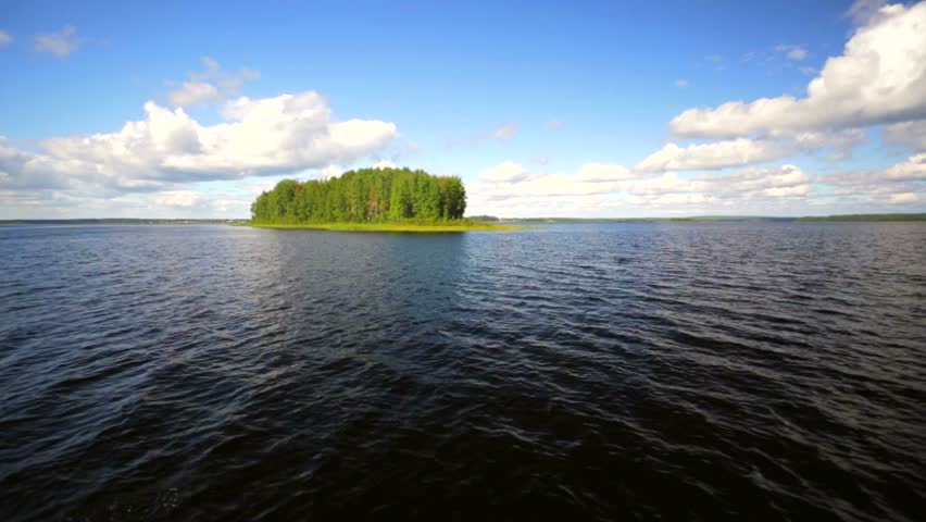 Green Lake Island
