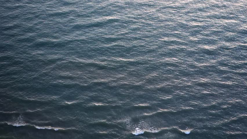 Aerial view of sea waves   Shutterstock HD Video #14908735