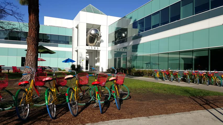 Google Office Usa