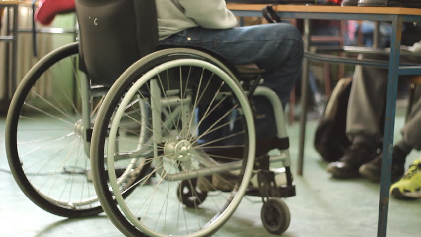 a confession from the wheelchair experience Our church had a penance service monday night i had just gone to confession  he sat in the open with his wheelchair at the end of the second pew.