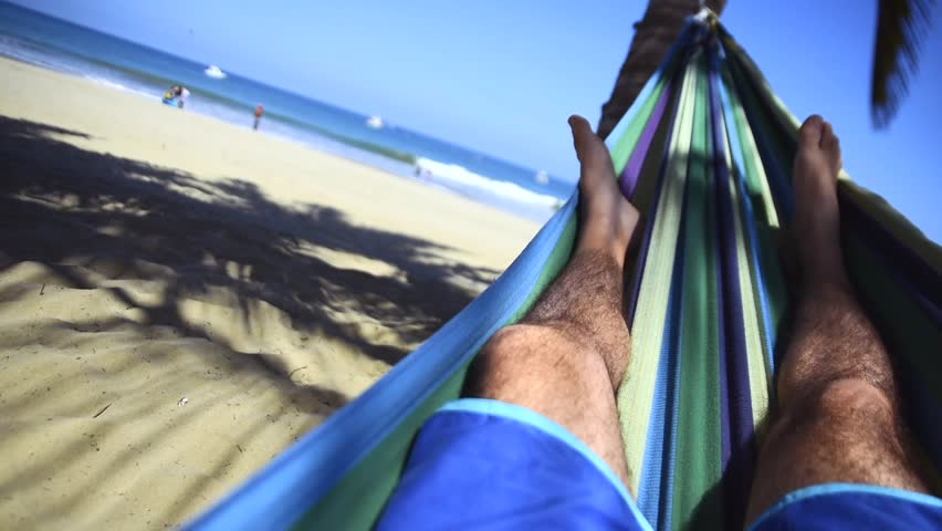 boat hammock tube riding behind the boat on rodos stock footage video 4722581