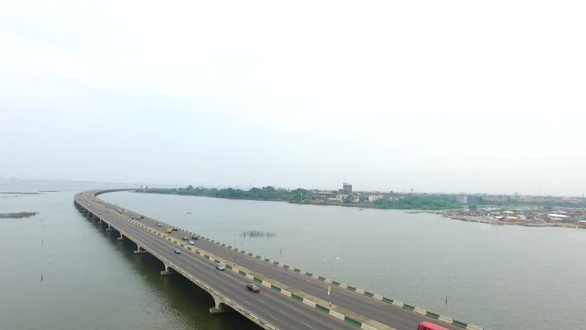 Third Mainland Bridge Lagos Nigeria Africa