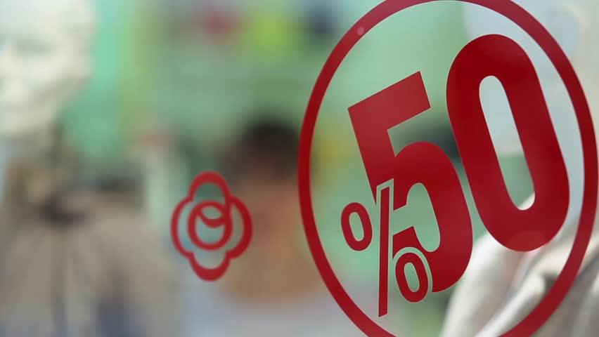 Big sale 50 percent | Shutterstock HD Video #15532072