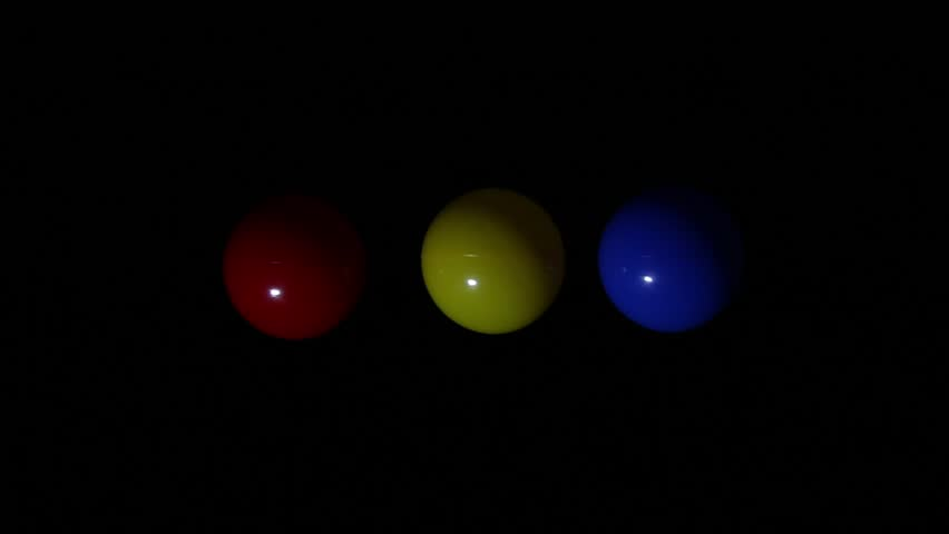 Colorful ball | Shutterstock HD Video #15593935