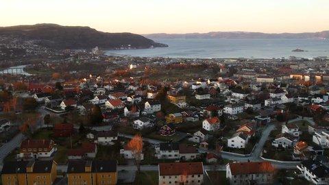 View of Trondheim, Norway