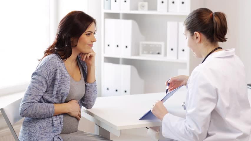 Pregnant Woman Health