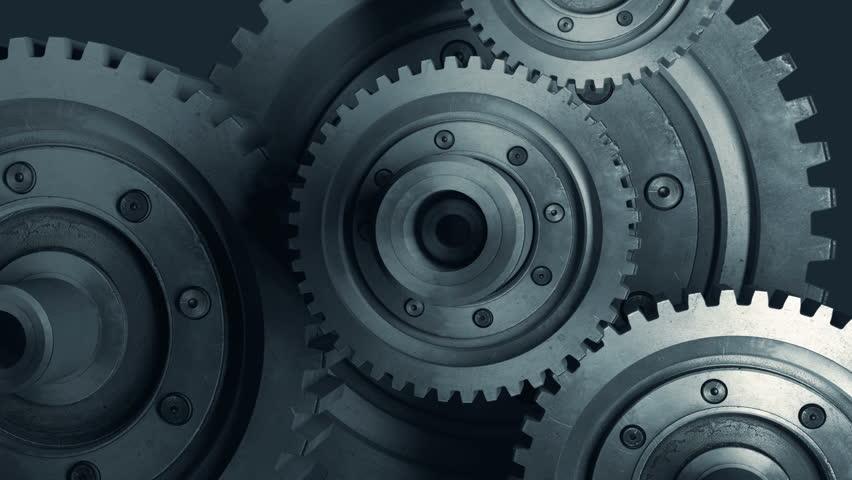 The work of complex mechanism | Shutterstock HD Video #15701365