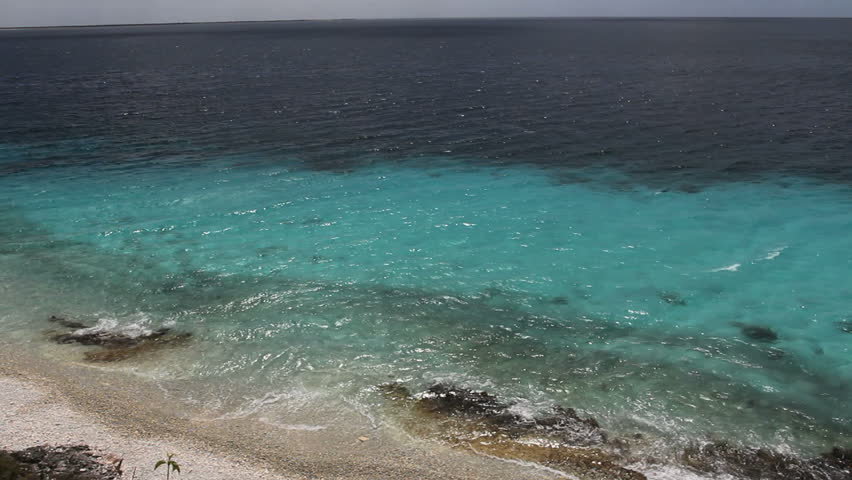 September 2011 - Bonaire - Beautiful clear waters surround Bonaire