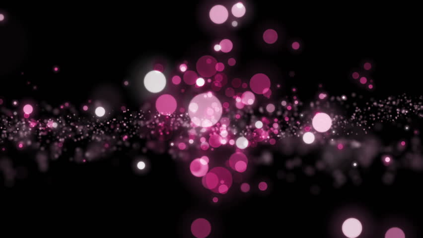 stock video of space pink background with particles space 16081915 shutterstock
