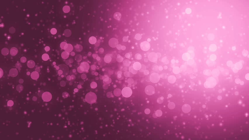 Brilliant Light Effects Background Elegant Hd Light: Lights Pink Bokeh Background. Elegant Stock Footage Video