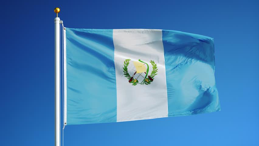 Grunge Flag Of Guatemala Royalty Free Stock Photo - Image: 6151865