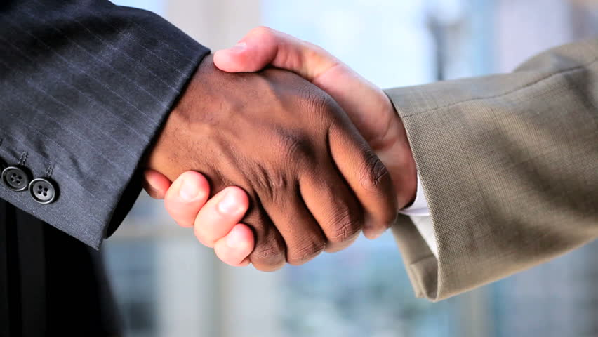 Handshake Stock Footage Video | Shutterstock