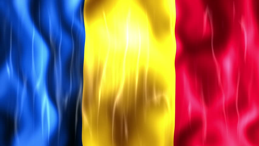 Romanian Flag Animated images