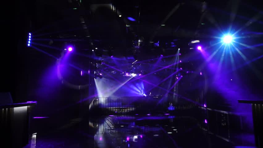 3D DJ Dance Club HD1080 Stock Footage Video 801331 ...
