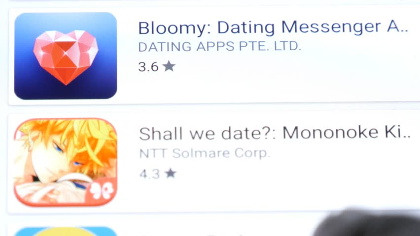 New online dating apps