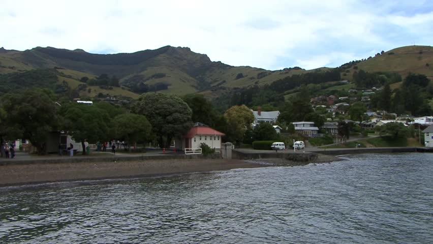 Coastline New Zealand | Shutterstock HD Video #16694101