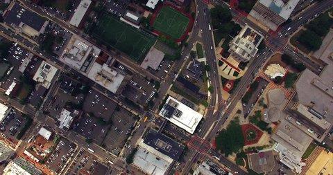 Newark New Jersey East Orange Aerial