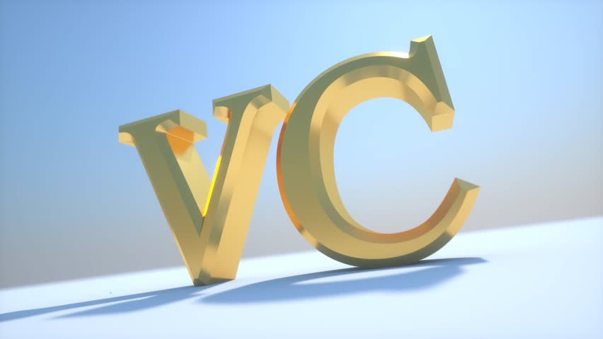 Venture capital initials with the sun rising and falling | Shutterstock HD Video #16707433