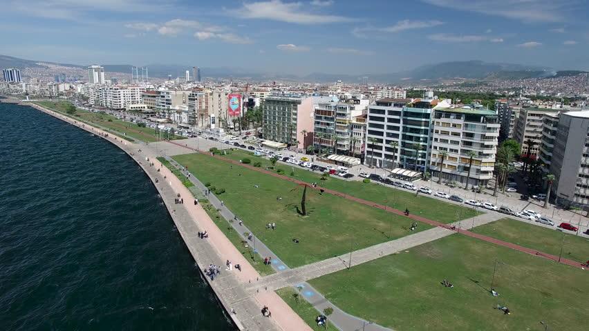 Izmir Coastline