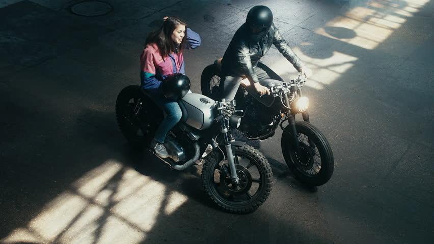 Biker De Chat