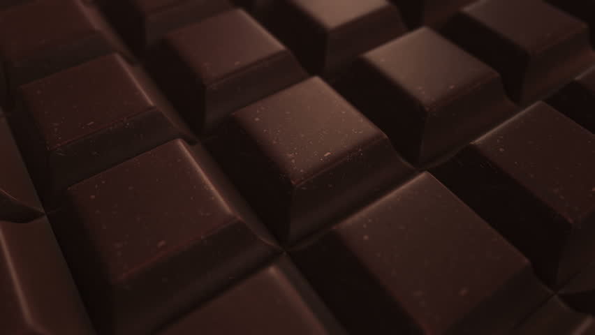 Animation moving of chocolate bars and chocolate candies with different fillings. Animation of seamless loop.   Shutterstock HD Video #17118415