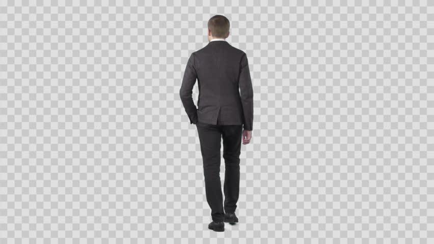 Man Walking Away Stock Footage Video | Shutterstock  Man Walking Awa...