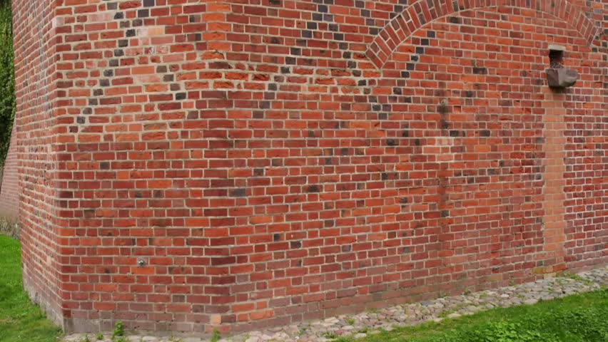 white brick wall hd building white grunge brick wall background stock footage video 6425945