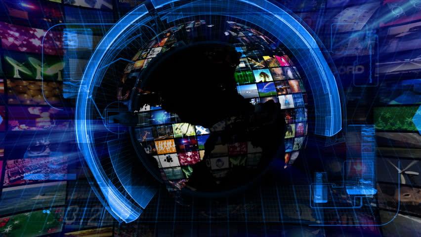 Breaking News - Broadcast Graphics Title | Shutterstock HD Video #1738405