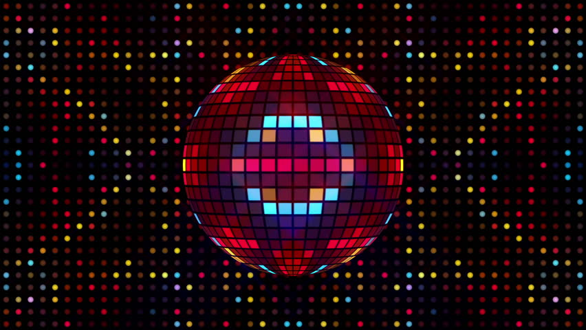 Disco Ball and Leds Animation Stock Footage Video (100% Royalty-free)  17423275 | Shutterstock