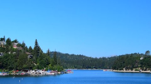 Beautiful day in Lake Arrowhead California