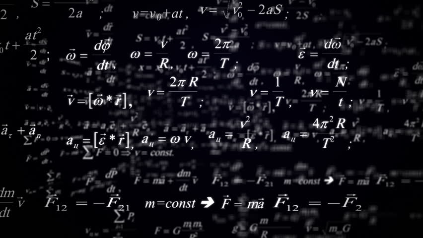 Equation Background