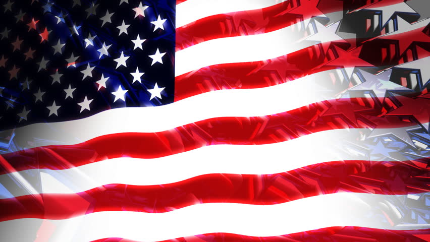 Stars And Stripes Usa Flag Stock Footage Video 100 Royalty Free